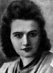"Halina Jędrysiak ""Lidia"" (1922-1944)"