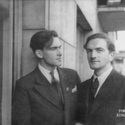 Bracia  Kazimierz  i Wojciech  Perzyńscy - październik 1943 r. Na zdjęciu Kazimierz ps.
