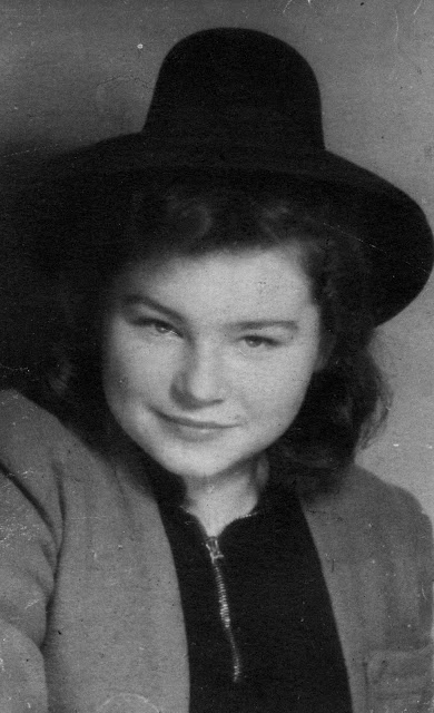 "Maria Michałowska ps. ""Dorotka"" (1926-1944) Fot. AR MPW"
