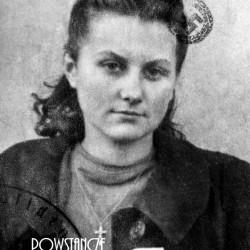 Marta Alicja Glińska z domu Miazio ps.