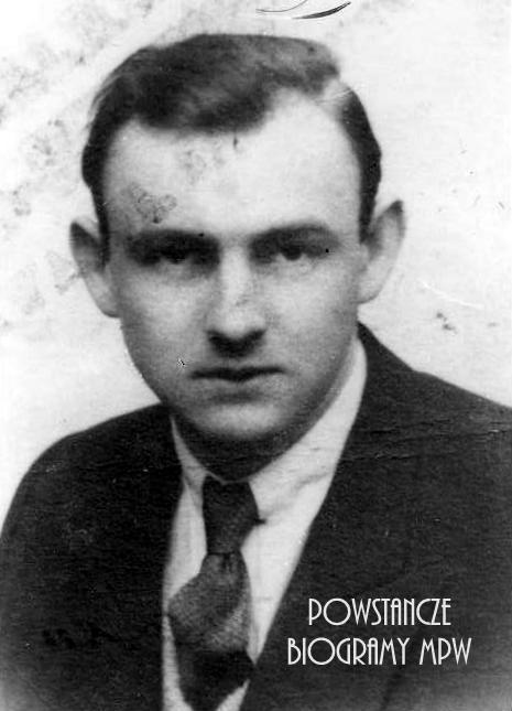 """Stefan Janicki """"Szperacz"""" (1924-1989) Fot. archiwum rodzinne"""