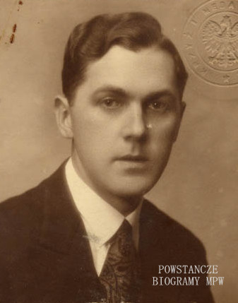 """Marian Malinowski ps. """"Pobóg"""" (1900-1977)"""
