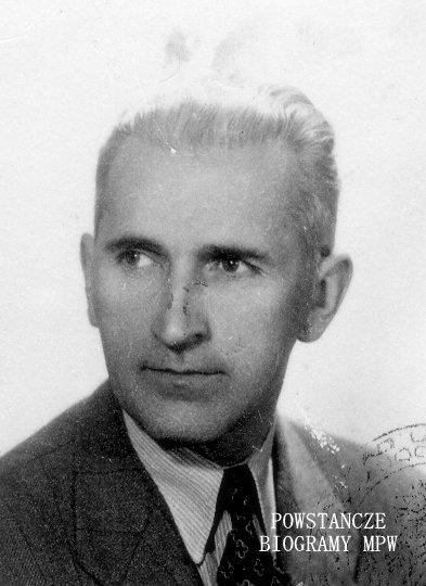 """Kazimierz Adam Zatopiański ps. """"Jur"""" (1906-1991) Fot. AR MPW"""