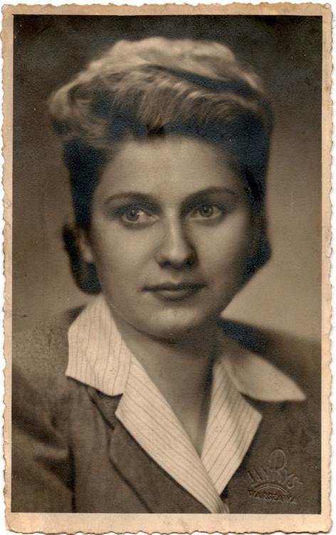 Fot. archiwum rodzinne Cecylii Oziemskiej