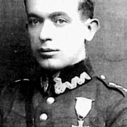 Ppłk lek. Marian Mroczkowski (1897-1968) Fot. udostępnione przez Agatę Sobczyk.
