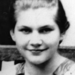 Krystyna Wanda Walter z domu Skiba