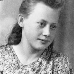 Maria Wieczorek, po wojnie Gajowczyk ps.
