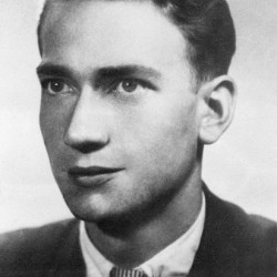 Józef Jan Florkowski (1922-1944) Fot. AR MPW