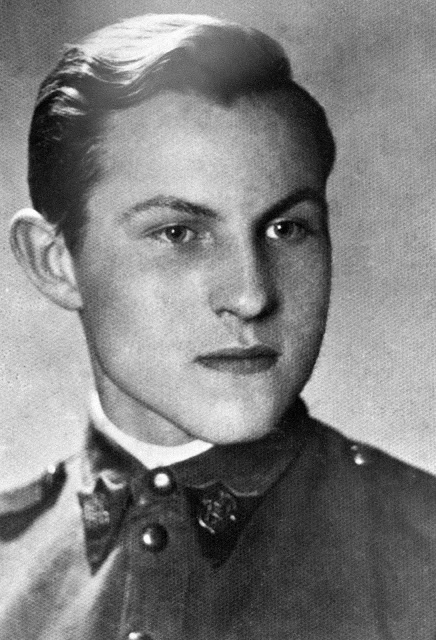 "Henryk Petryka ""Karol"" (1921-1944) Fot. AR MPW."