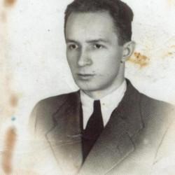 Stefan  Mrozowski ps.