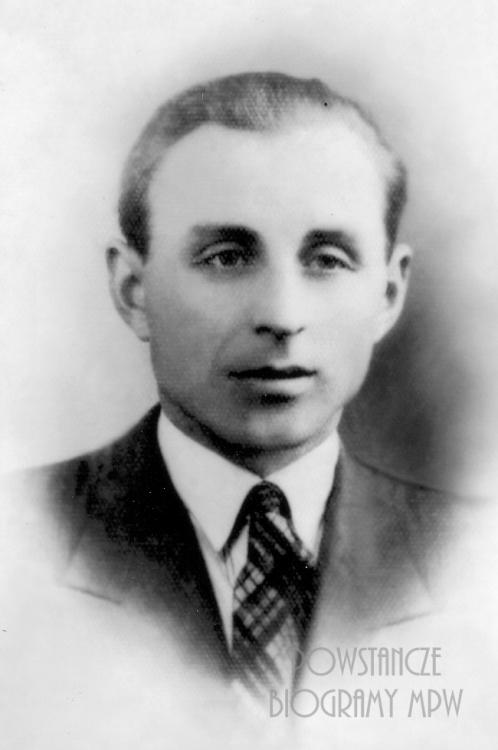 Jan Bolek (1905-1944). Fot. archiwum prywatne.