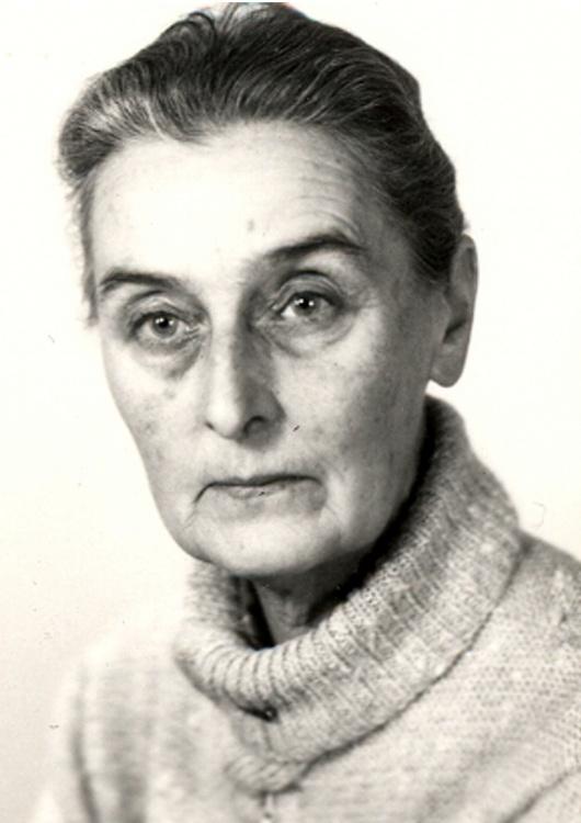 Maria Barbara Szlagier. Fot.  Malgorzata Cichocka-Kruza - archiwum prywatne.
