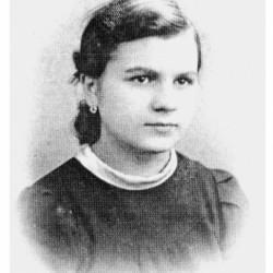 Sanitariuszka Helena Redzisz