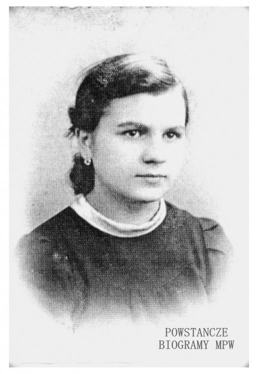 """Sanitariuszka Helena Redzisz """"Flora"""" (1925-2015)"""