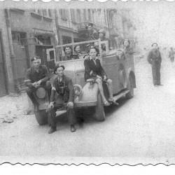 Wiktor Rymszewicz - lato 1943. Fot. Bohdan Hryniewicz, archiwum rodzinne.