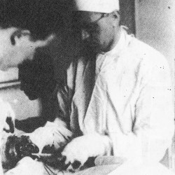 dr Stefan Wesołowski - zdjęcie z lat okupacji