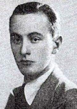 """Zygmunt Rodowicz """"Zero"""" (1916-1944) Fot. AR MPW"""