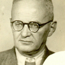 ppor. Roman Seidler (1898-1958) na zdjęciu przed wybuchem Powstania Warszawskiego. Fot. z archiwum rodzinnego Barbary Seidler