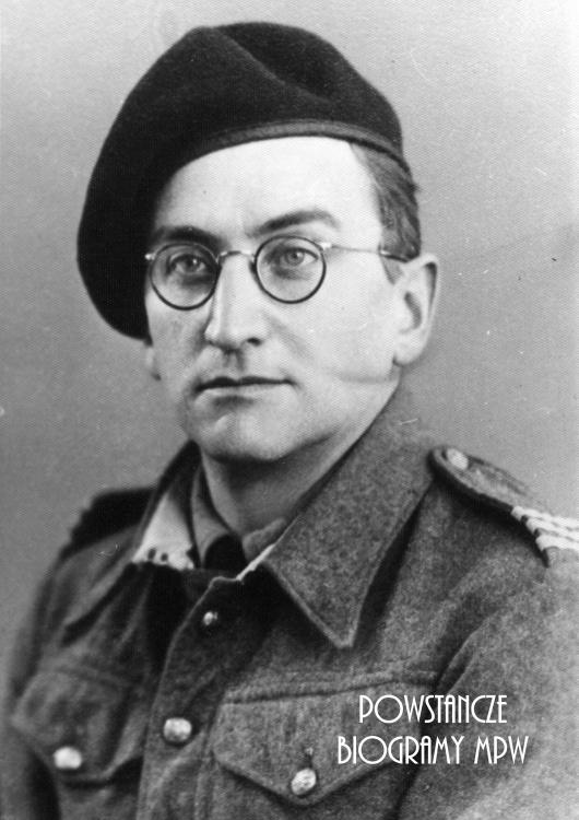 """Zygmunt Świątkowski """"Mieczysław"""" (1899-1985)"""