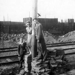Warszawa, 1943 rok, rejon ul. Grójeckiej. Marian Rek