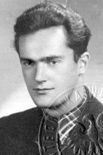 """Jan Zachert """"Zjawa"""" - zdjęcie powojenne. Fot. archiwum rodzinne"""