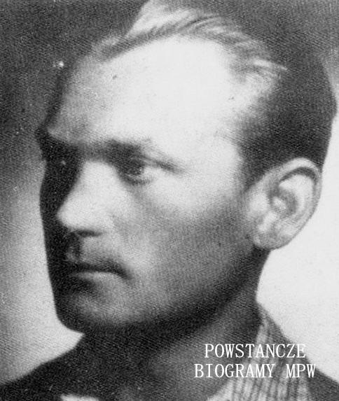 """Wilhelm Jan Kosiński ps. """"Mścisław"""". Fot. udostępnione MPW."""