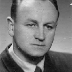 Antoni Cholewa-Huczyński. Fot. AR MPW