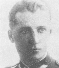 "Kpt. Jerzy Dominik ps. ""Wilnianin"" (1913-1944) Fot. AR MPW"