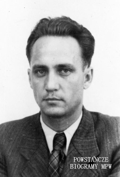 """Dr. Felicjan Loth """"Felek"""" (1914-1982). Fot. ze zbiorów Muzeum Powstania Warszawskiego, sygn. P/6932"""