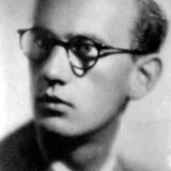 Tadeusz Cezary Rekowski (1921-1944). Fot. udostępnił  Wojciech Mokwa,  Komendant Hufca ZHP Starogard Gd.