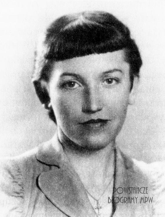 "Anna Olga Czuperska-Śliwicka ps. ""dr Podkowa"", ""dr Anna"""