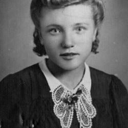 Zofia Sosnowska, po mężu Czekalska  -