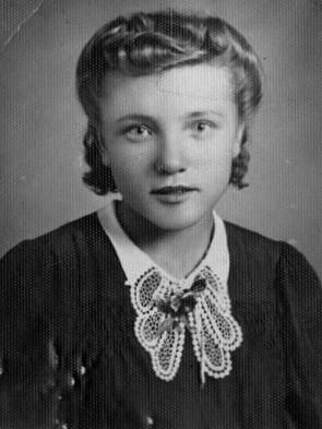"""Zofia Sosnowska, po mężu Czekalska  - """"Sosenka"""""""