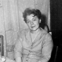 Maria Fido. Fot. nadesłane przez Jana Rygiela