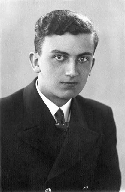 """Tadeusz Maślonkowski """"Sosna"""" (1921-1944) Fot. AR MPW"""