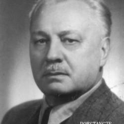 Dr Jan Zaorski - 1952 r. Fot. <i>Encyklopedia Medyków Powstania Warszawskiego</i>