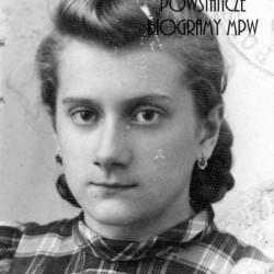 st. strz. Helena Szymczyńska
