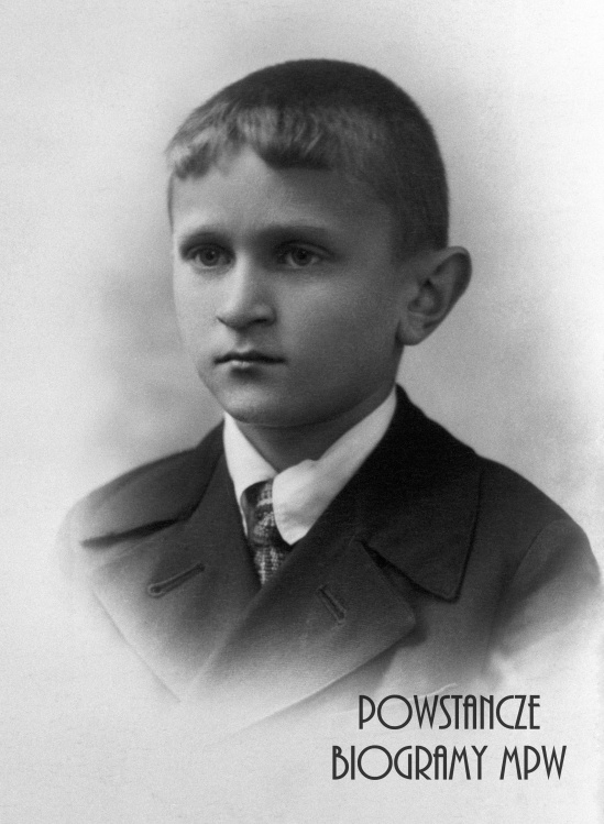 """plut. Stanisław Tryfan """"Staszek"""". Fot. AR MPW"""