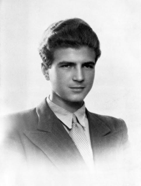 "Juliusz Reyzz-Rubini ""Piotr (1924-1944) Fot. AR MPW"
