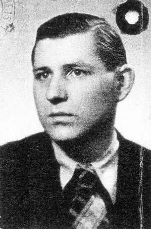 Jan Blada (1905-1944) Fot. AR MPW