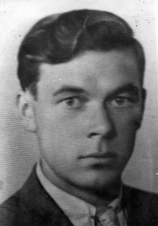 Henryk Rudnicki ps. Foka. Zdjęcie z archiwum Magdaleny Wójcik