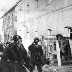 Powstanie Warszawskie - Wola. Porucznik