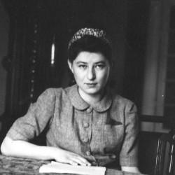 Zofia Dziewanowska. Fot. archiwum rodzinne.