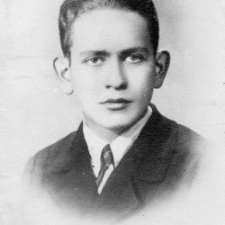 Andrzej Piotr Maliszewski (1929-2010). Fot. z archiwum rodzinnego Andrzeja Maliszewskiego