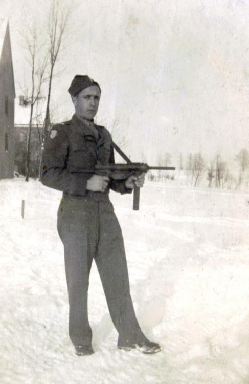 Franciszek Szałapata. Zdjęcie z archiwum rodzinnego Jana Szałapaty.