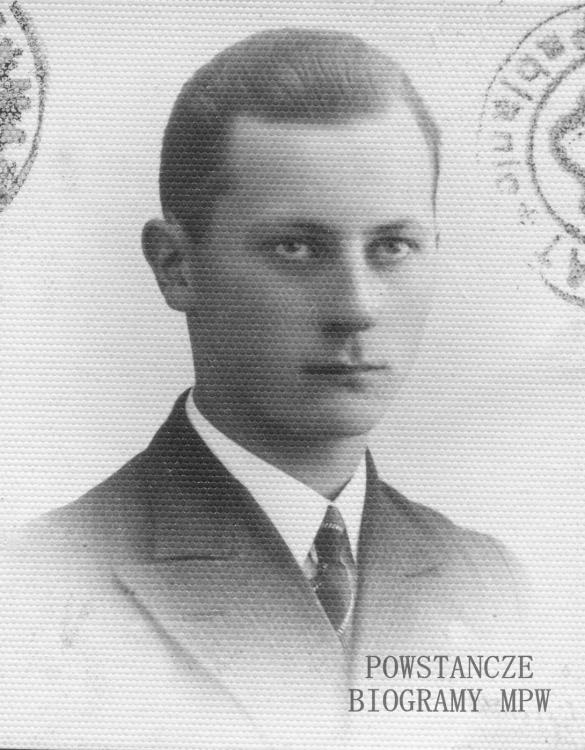 """Henryk Kazimierz Walkowski  ps. """"Antoni Zawrat"""" (1913-2010). Fot. z archiwum rodzinnego"""