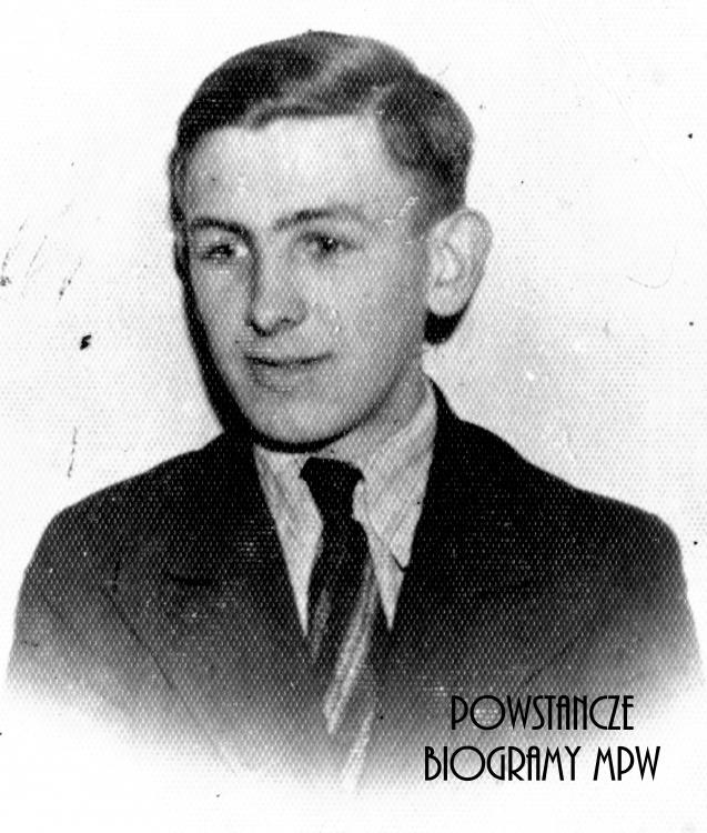 """Kpr. pchor. Czesław Izydorczak """"Pingwin"""" (1924-1944). Fot. z archiwum rodzinnego Zdzisława Izydorczaka"""