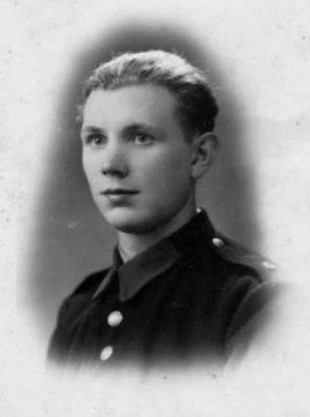 Zdzisław Przybysz. Zdjęcie z archiwum rodzinnego Sławomira Przybysza.