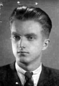 "Henryk Chmielewski ps. ""Jupiter"""