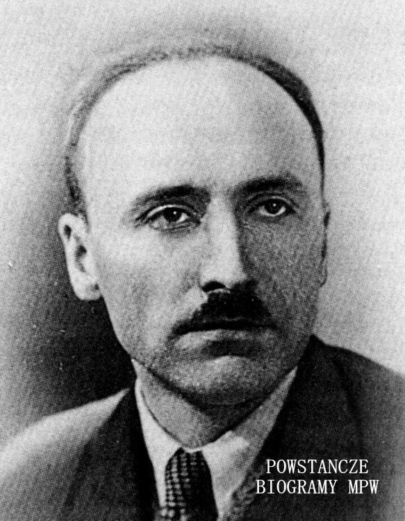 """por. inż. Witold """"Drzewica"""" Popławski. Fot. udostępnione przez Mieczysława Marię Drzewicę-Popławskiego."""